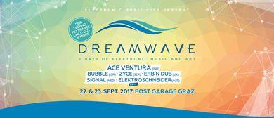 Dream Wave Festival – 22. & 23. September
