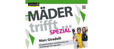 Mäder trifft... Marc Giradelli