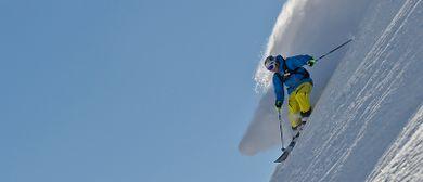 Freeride-Kurs der Skischule Damüls