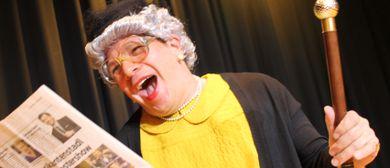 Oma Lilli kommt... nach Lustenau