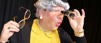 Oma Lilli kommt... nach Schruns