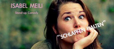 """Vorpremiere:Isabel Meili - """"SCHLAPFEN HALTEN"""""""