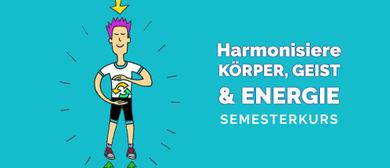 Harmonisiere Körper, Geist & Energie - Schnupperangebote