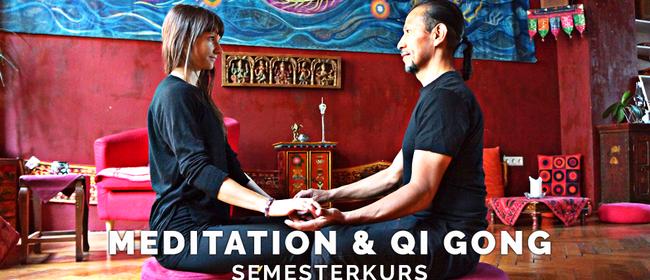 Meditation & Qi Gong - Schnupperangebote