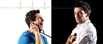 Omar Sarsam: Diagnose: Arzt – SALZBURG PREMIERE