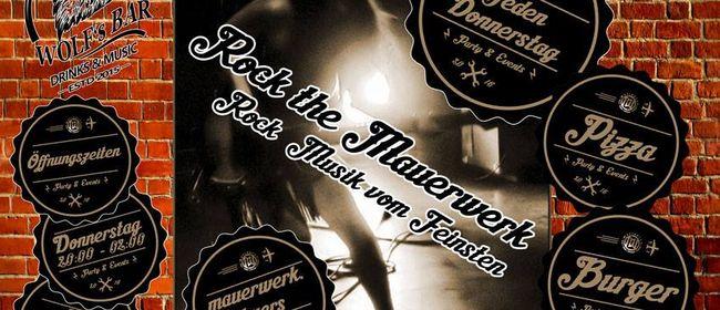 ROCK THE MAUERWERK in Bürs