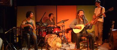Düzgün Celebi und Band - CD-Präsentation