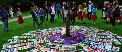 Frieden für Mutter Erde - Feier am UNO-Weltfriedenstag  2017