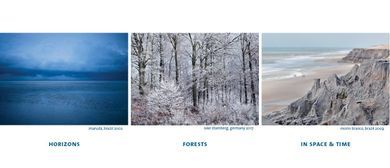 Fotoausstellung horizons/ in space & time/forests