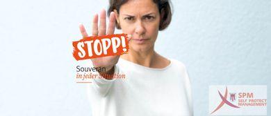 SELF PROTECT MANAGEMENT für Frauen!
