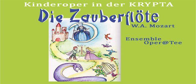 Die Zauberflöte - Kinderoper v. W.A. Mozart