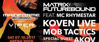 MAINFRAME Rec. Live! pres. VIPER RECORDINGS Live
