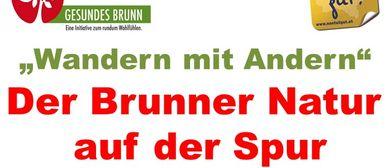 """""""Wandern mit Andern"""": Der Brunner Natur auf der Spur"""