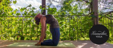 Hatha Yoga - Sonnweber Yoga - Gesunder Lebensraum Göfis