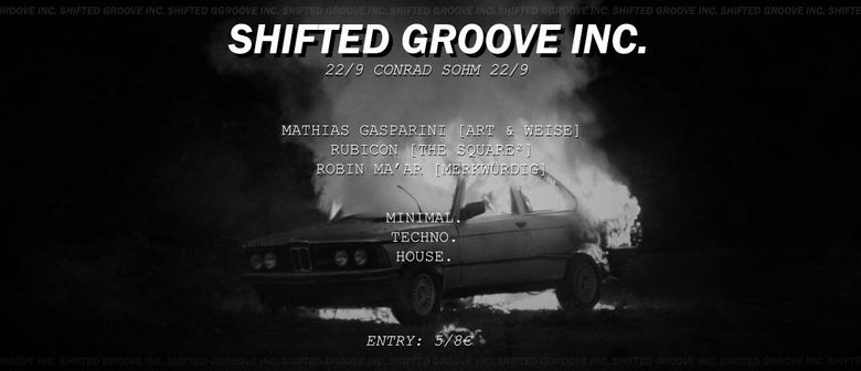 Shifted Groove INC.