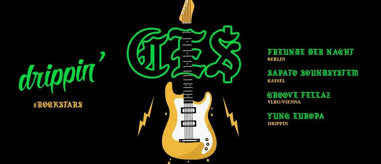 drippin' #Rockstars w/ CE$