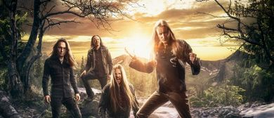 WINTERSUN + WHISPERED + BLACK THERAPY