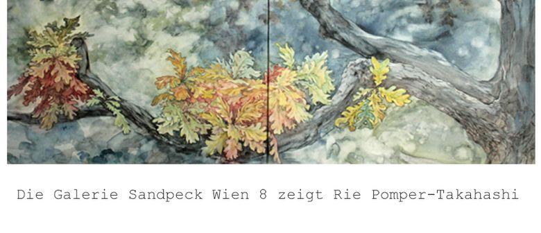 Die Galerie Sandpeck Wien 8 zeigt Rie Pomper-Takahashi