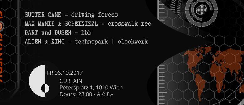 CLOCKWERK – Opening Party