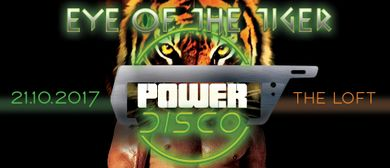POWER DISCO ϟ Eye of the Tiger
