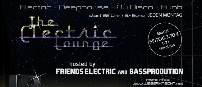 The Electric Lounge