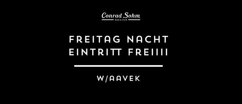 FREITAG NACHT / EINTRITT FREI