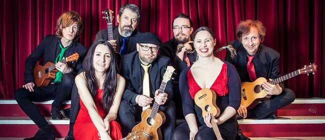 TUKUO - The United Kingdom Ukulele Orchestra
