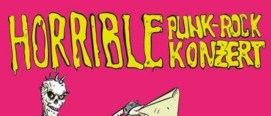 Horrible Punk-Rock Konzert