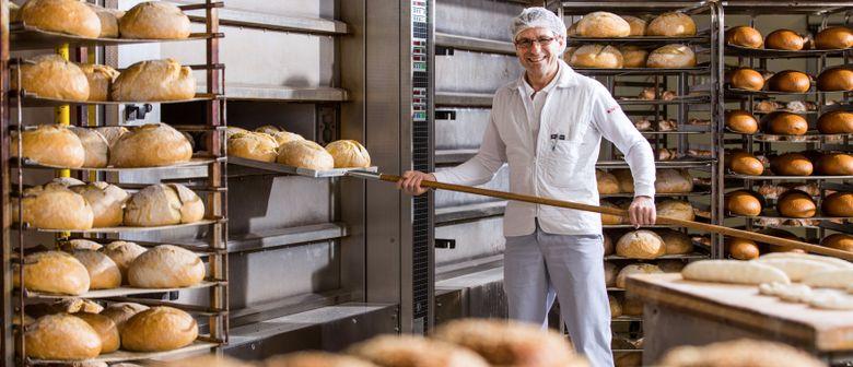 Tag der offenen Tür in der INTERSPAR-Bäckerei Dornbirn