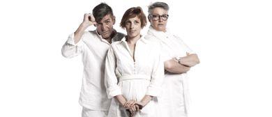"""Alt"" Kabarett mit Maria und Anna Neuschmid+Jörg Adlassnigg"