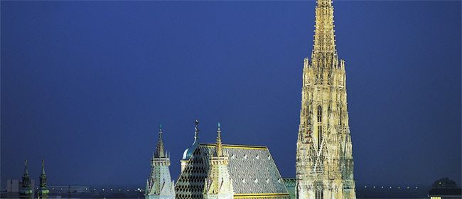 """Voices of Musical - Advent""  im Stephansdom"