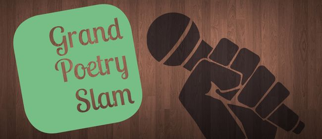 Grand Poetry Slam - Jahresfinale 2017
