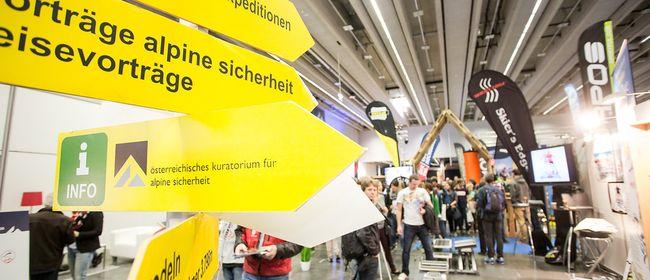 Smart am Berg - Mit den Alpinmesse Workshops gut vorbereitet