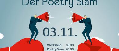 WORTKLAUBEREI: Der Poetry Slam im Nexus