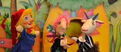 """Puppentheater """"Kasperl und der Kobold"""""""