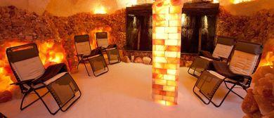Entspannen und Genießen, Salzgrotte Lindau