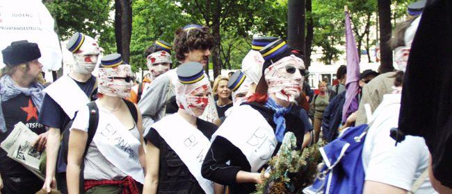 "ARGEopen mind festival: Stadtspaziergang: ""Burschenschaften"""