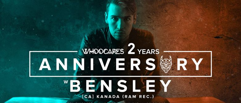 Whoo Cares 2nd Anniversary w/ Bensley