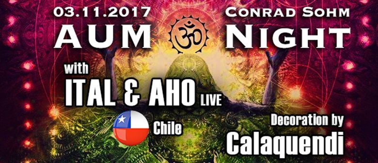 AUM NIGHT - with ITAL & AHO