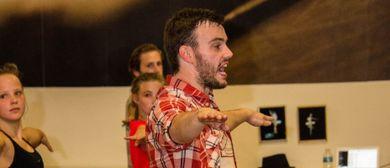 Jazz Dance Workshop  mit Dimitri aus Belgien