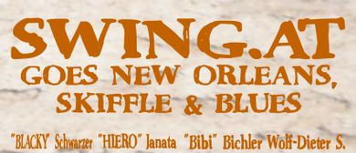 SWING.AT    GOES NEW ORLEANS, SKIFFLE & BLUES