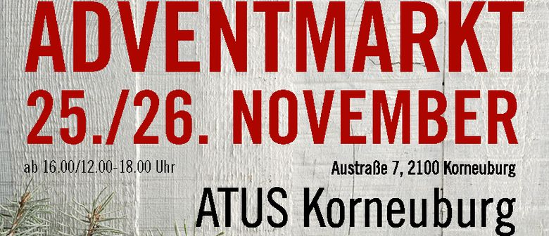Adventmarkt Atus