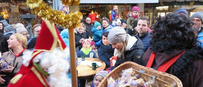 Bludenzer Christkindlemarkt: Kinderprogramm 08.12.2017