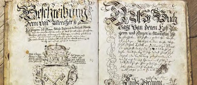 """Stammtisch """"Alte Schriften lesen"""""""