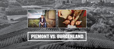 Piemont vs. Burgenland