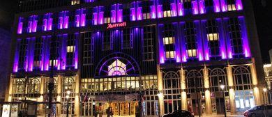 DINNER & DANCE im Hotel Marriott