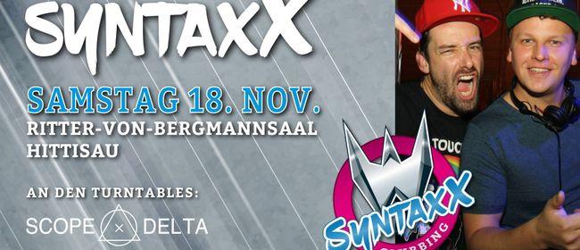 "W-Clubbing ""SyntaxX"""