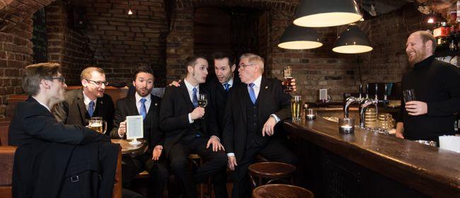 Chorus Viennensis: THE SINGING CLUB