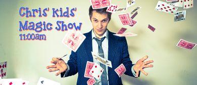 Chris' Kids' Magic Show - A Fun Show in English for Kids