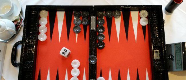 Backgammon Turnier